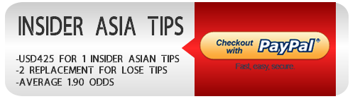 Asian Handicap pament